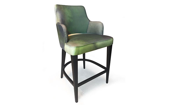 Ariane Ské - Eli bar chair