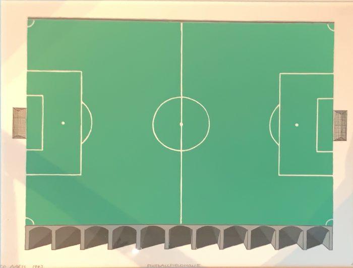 Voetbalveld 1